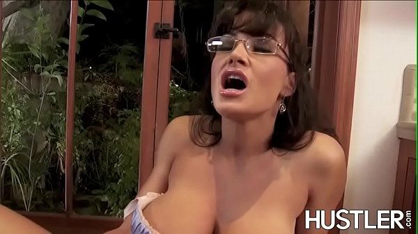 Sarah Palin Lisa Ann bounces on cock after oral sex